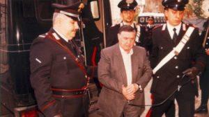 Il boss di Cosa Nostra, Totò Riina