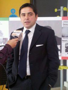 """Vincenzo Zurlo, l'autore del libro """"Oltre la Trattativa"""""""